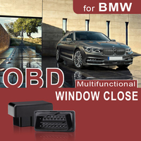 Car Auto OBD Window Closer for BMW X3 X4 5 7 series 2012 2016 Vehicle Glass Car Mirror Folding   Module System Car Accessory|Intelligent Window Closer| |  -