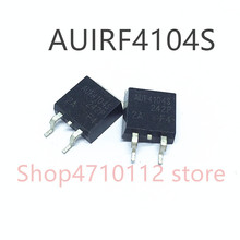 10PCS/LOT AUIRF4104S AUIRF4104 IRF4104 TO-263