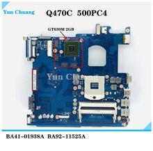 Оригинальное для SAMSUNG Q470C 500P4C Материнская плата ноутбука Q470C 500P4C GT630M 2 Гб BA41-01938A BA92-11525A BA92-11252B
