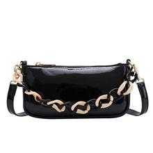 bag for Women Shoulder Bags Retro Split PU Leather