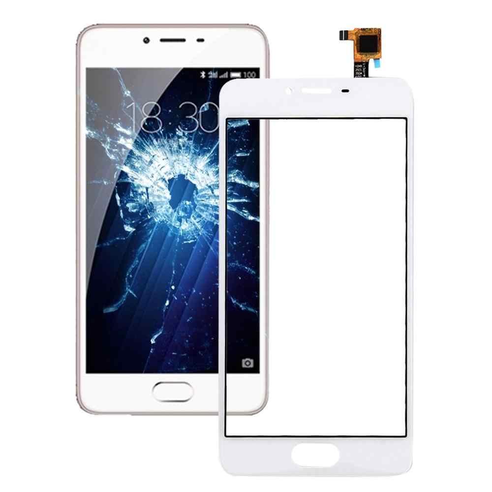 استبدال لوحة اللمس ل Meizu M3s/Meilan 3s شاشة تعمل باللمس الجبهة شاشة تعمل باللمس الهاتف الذكي