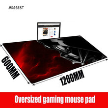 MRGBEST Star Wars Large Gaming Mouse Pad Gamer Office Desk Mat Big Computer Game Keyboard XXL Customize All Sizes