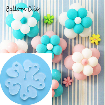 Flower Modelling Balloons Clip Latex Sheet Birthday Party Wedding Decoration Supplies Foil Balloons Sealing Clamp Accessories image