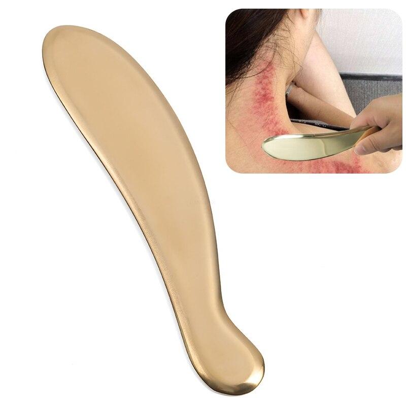 Cuivre médical IASTM outil Gua Sha masseur, aide à soulager les Muscles endoloris, prend en charge des temps de récupération plus rapides, outils de physiothérapie