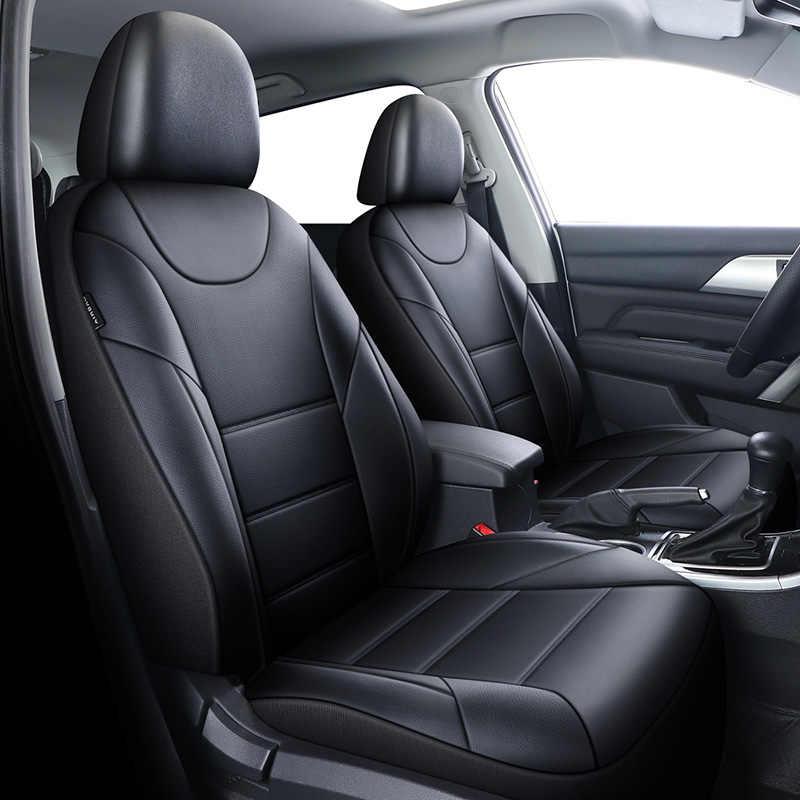 Auto Seat Cover Volledige Cover Seats Covers Voor Auto Voor Nissan Almera N16 G15 Klassieke Altima Juke Kicks Maart Micra murano Z51