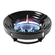 Газовая плита энергосберегающая пожарная крышка ветрозащитный диск энергосберегающая крышка огненное отражение ветрозащитный кронштейн лобового стекла
