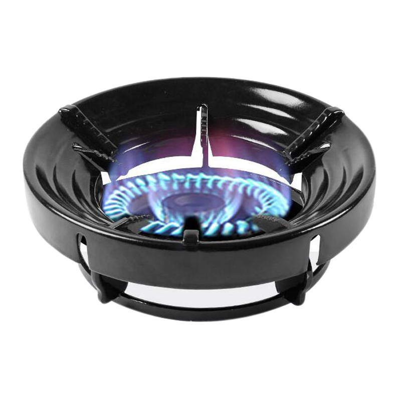 Gas Stove Energy Saving Cover Windproof Disk Fire Reflection Windproof Windshield Bracket Accessories For LPG Cooker
