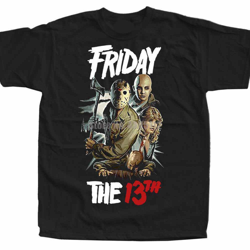 Мужская рубашка с принтом из фильма Friday The 13Th, модная рубашка на заказ, футболки для пожарных, одежда Mardi Gras, Btkppf