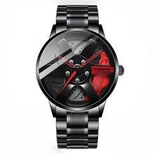 Warterproof locomotiva relógios para homens marca superior de luxo esportes relógio masculino negócios quartzo relógio de pulso relogio masculino