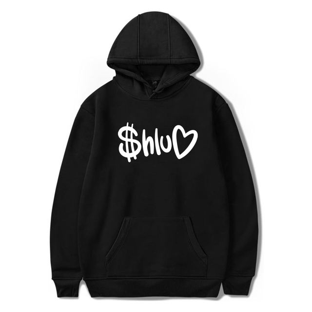 THE SHLUV HOUSE THEMED HOODIE (24 VARIAN)