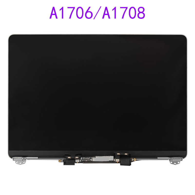 Original Neue 13 ''A1706 A1708 LCD Screen Für Apple Macbook Pro A1706 A1708 LCD Screen Display Montage 2016 2017 jahr