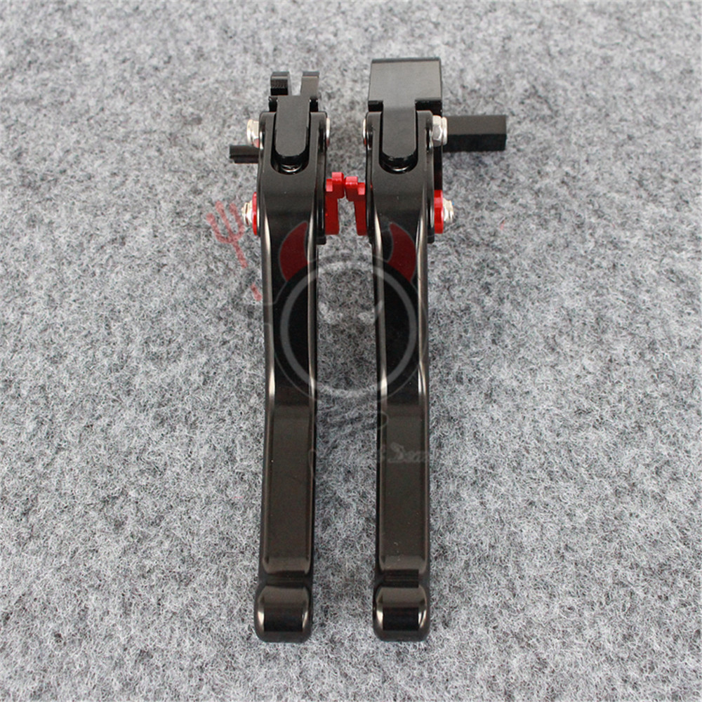 Для SUZUKI GSX-R 600 GSX-R 750 GSXR 600 750 K6 K7 K8 K9 2006-2010 CNC Аксессуары для мотоцикла короткие рычаги тормоза сцепления ручка