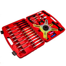 цены UNIVERSAL SAC SELF ADJUSTING CLUTCH ALIGNMENT SETTING TOOL KIT 38PCS Color Randomly Toolbox