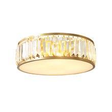 Латунные потолочные светильники в американском стиле роскошные