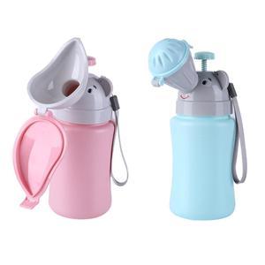 Portable Urine Bag for Baby Kids Urinal Potty Car Automobiles Travel Toilet Anti-leakag Urinal Urination Reusable Pee Bottle(China)