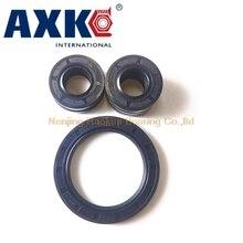 axk 20x45x7 mm 36x46x7 mm tc oil shaft simmer ring rotary shaft seal nitrile seals buna n basl rubber gasket AXK 52x62x7/10 52*70*8/9 52x70x8/9 Nitrile Rubber NBR Two Double Lip Spring TC Ring Gasket Radial Shaft Skeleton Oil Seal