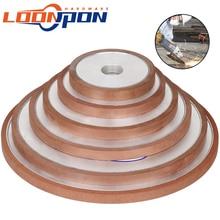 Плоский алмазный шлифовальный круг 150 мм/200 мм, параллельный шлифовальный круг для вольфрамовой стали, инструмент для фрезерования, толщина ...