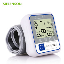 Russian Voice Tonometer Wrist Blood Pressure Monitor Automatic Wrist Digital Meter for Measuring And Pulse Rate Sphygmomanometer