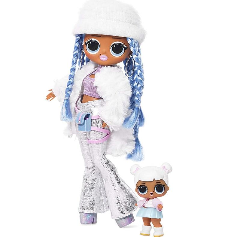 LOL Surprise OMG Candylicious Fashion Doll 5