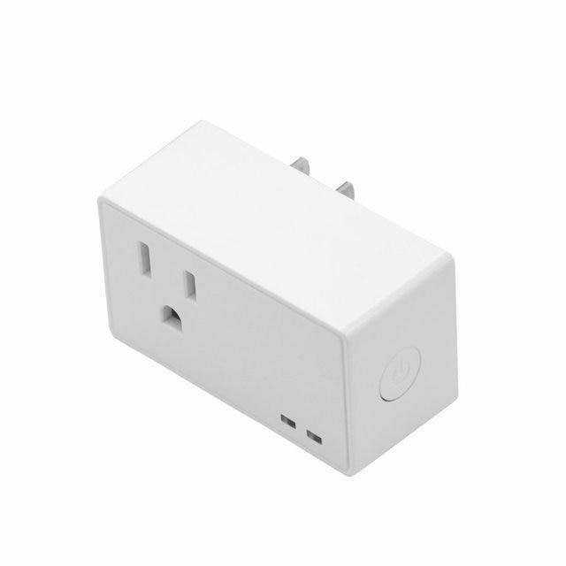 WiFi Smart Socket télécommande prise minuterie prise sans fil à distance maison adaptateur 110V Smart prise de courant US Plug plastique 2018