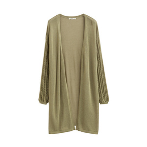 Image 5 - INMAN  Literary Retro Korean Fashion Casual All Matched Slim Women Cardigan