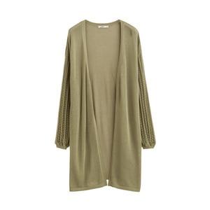 Image 5 - אינמן ספרותי רטרו קוריאני אופנה מזדמן כל התאמה Slim נשים קרדיגן