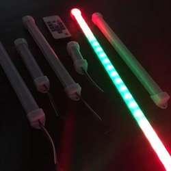 Новый стиль светодиодный цифровой трубы перила-Трубы Алюминиевая линия света симфония Открытый водонепроницаемый Неон контур реклама KTV