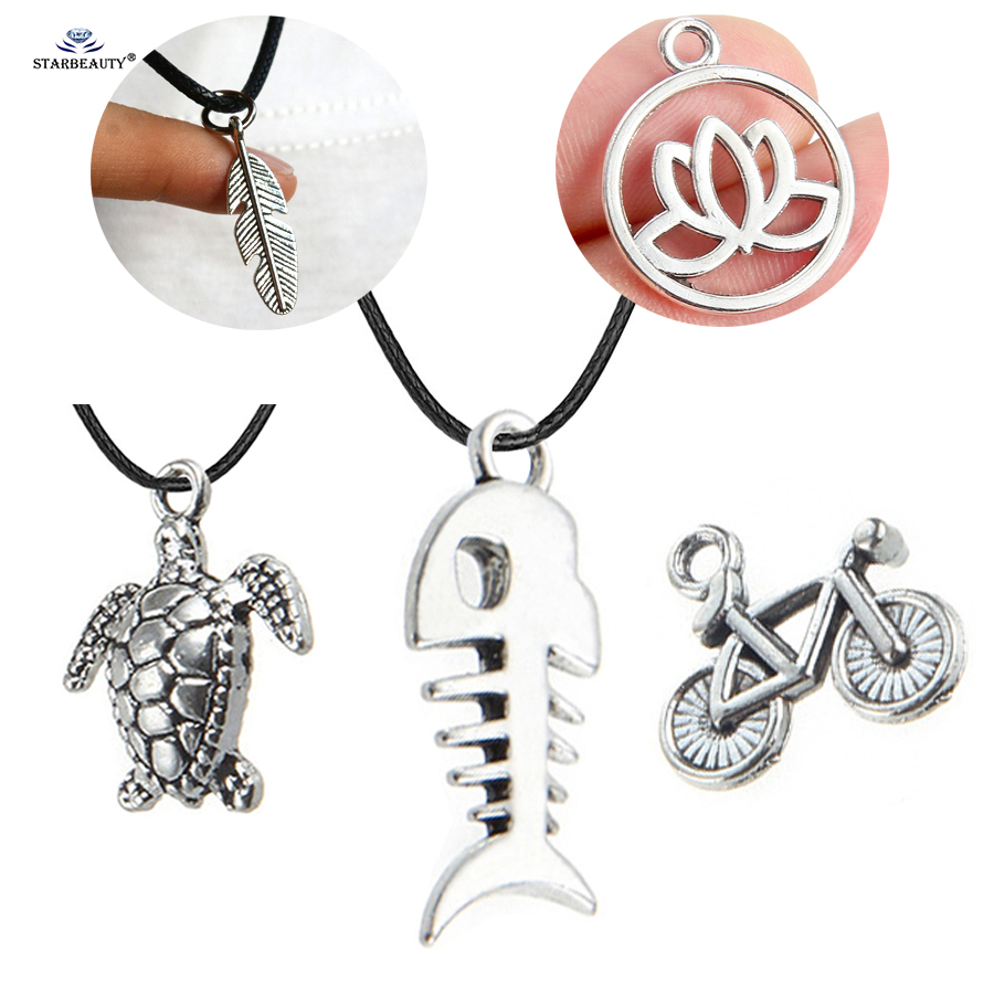 Beautiful Women/'s Ladies Leaf Fish Pendant Necklaces