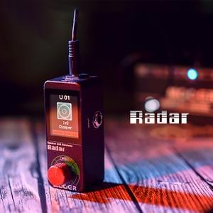 Image 5 - MOOER Radar Simulator Guitar Effect Pedal 30 Speaker Cab Cabinet Models 11 Mic Models 36 User Presets Customizable EQ stage