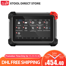XTOOL EZ400 PRO Professional car diagnostic tool Auto key programmer OBD2 Scanner Code Reader odometer adjustment Update online