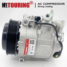 Compresseur de climatisation, accessoire pour Mercedes W203 C180 C200 C230 W211 E200 A0012304511, 447180 9711, 447180 9717, 447180, 7SEU16C