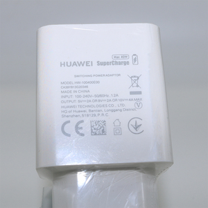 Image 2 - Original Huawei Mate30 Pro Supercharge USB Fast Charger 10V 4A 40W 5A TypeCสำหรับMagic 2 mate 20 30 Pro P20 P30 Pro