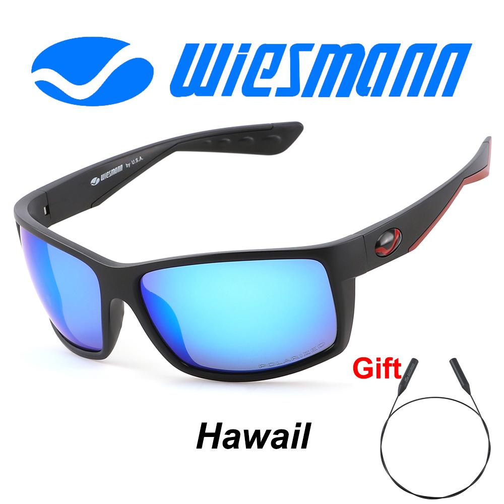 New WIESMANN polarized sunglasses sea fishing glasses men and women outdoor driving sports sunglasses UV400 specials