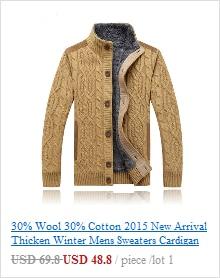 Hbe1175e441e2431d93de806fd832021fz 2019 Fleece Warm Winter Cargo Pants Men Casual Loose Multi-pocket Men's Clothes Military Army Green Khaki Pants 237