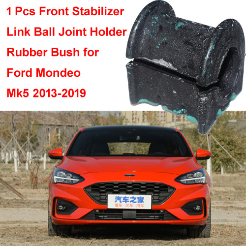 1 Pcs rear Stabilizer Link Ball Joint Holder Rubber Bush for Ford Mondeo Mk5 2013-2019