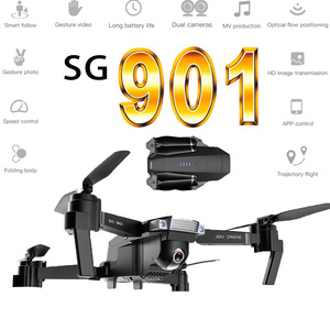 Image 5 - ZLL 2019New SG901 Camera Drone 4K HD Dual Camera Drones Follow Me Quadcopter FPV Profissional Professional Long Battery Life