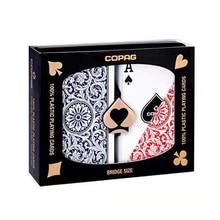 Copag игральные карты для инфракрасных контактных линз, волшебные трюки, колоды, анти азартные игры, обманка, покер, фальшивые карты