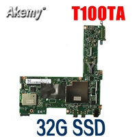 Amazoon  T100TA Laptop motherboard For Asus T100T T100TA Test original mainboard 32G