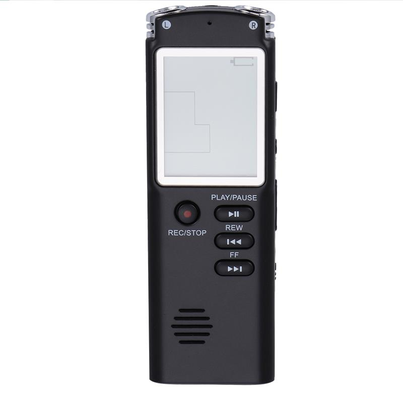 Voice Recorder USB Professtional Digital T60 8GB Portable Voice Recording Pen for Audio Voice Recorder with WAV, MP3 Player