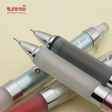 1 adet tek M5-858GG alfa jel Kuru Toga serisi otomatik kurşun rotasyon süper kavrama mekanik kalem 0.5mm öğrenci okul malzemeleri