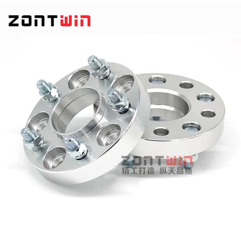 2PCS 5x100 15/20/25/30/mm Hubcentric 54.1mm Wheel Spacer Adapter 5 Lug Aluminum WheelSpacer Suit For TOYOTA Crown GT2000 Prius