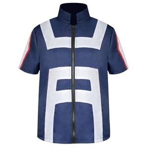 Image 4 - My Hero Academia Midoriya Izuku All Roles Gym Suit High School Uniform Sports Wear Outfit Anime Cosplay Costumes M 2XL