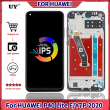 6.39″ Display For HUAWEI P40 Lite E LCD Display Honor Y7P(2020) Display With Frame Touch Screen UY Replacement ART-L28 Assembly