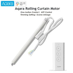 Aqara Rolling Shutter Motor Smart Curtain Motor Intelligent Timing Setting ZiGBee Mi Home Smartphone APP Remote Control