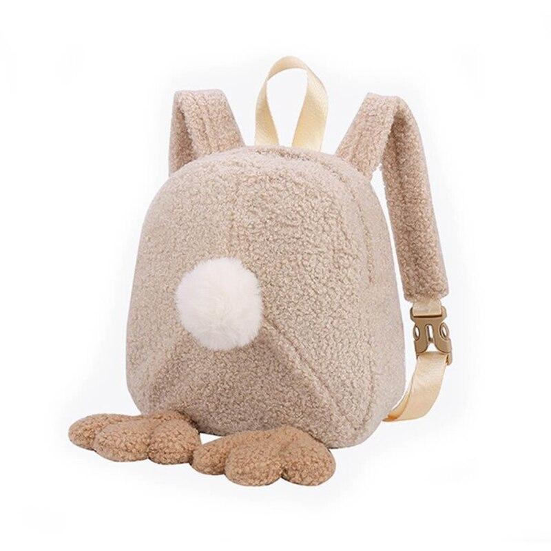 Adorable New Cartoon Duck Backpack Casual Rucksack for Teenage Girls School Bookbag Travel Shoulder Bag