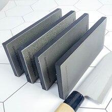 Cuchillo de piedra afilada para uso doméstico, sistema de piedra afilada de diamante con base de CA, borde Apex, barra afilada para cuchillo
