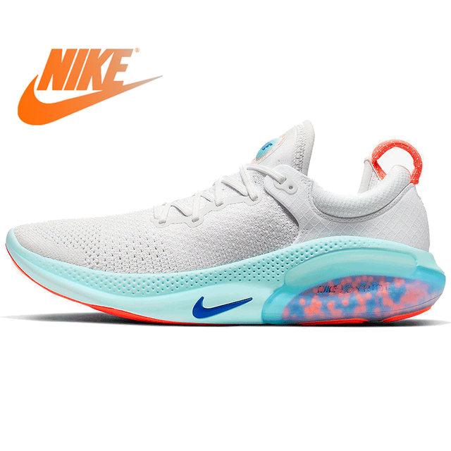 Original Nike Joyride Run FK  Men's Nike Sneakers Running Shoes Sport Outdoor Sneakers Breathable Durable Athletic AQ2730