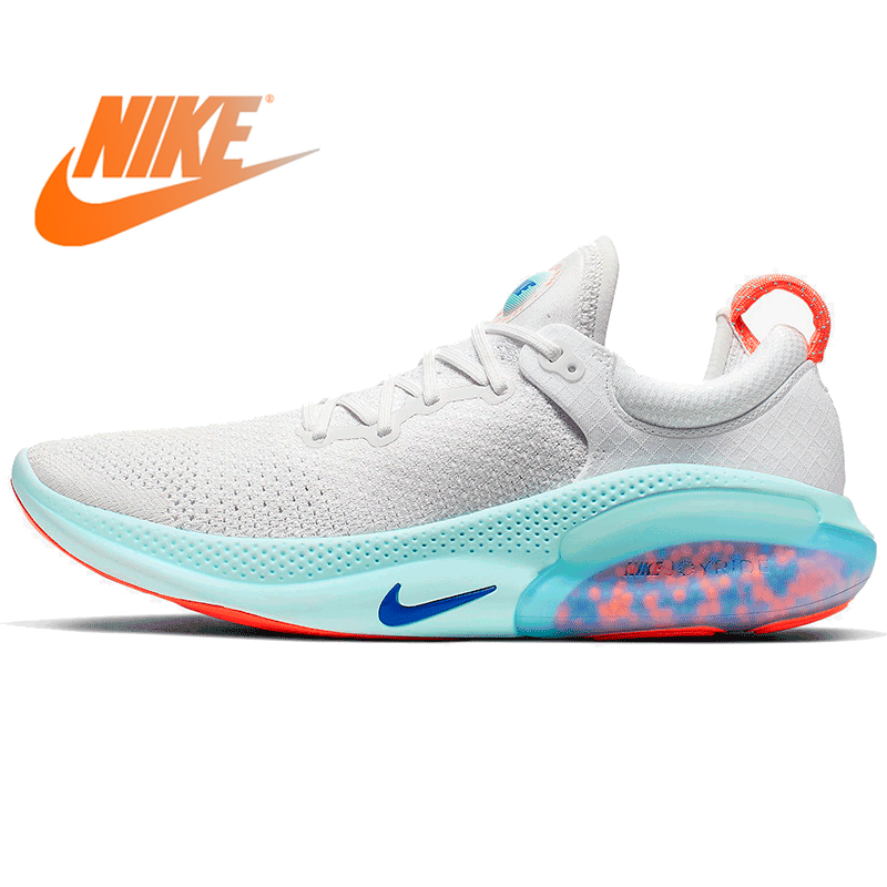 Original Nike Joyride Run FK Men's Nike Sneakers Running Shoes Sport Outdoor Sneakers Breathable Durable Athletic AQ2730 image