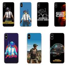 Soft Coque Case For Huawei P7 P8 P9 P10 P20 P30 Lite Mini Plus Pro Y9 Prime P Smart Z 2018 2019 Pubg Batterground Game(China)
