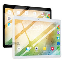 Neue Netflix Unterstützt 10 zoll Tablet MT6753 Octa Core 1920x1200 2,5 D IPS Bildschirm Dual 4G 3GB RAM 32GB ROM Android Tablet pc